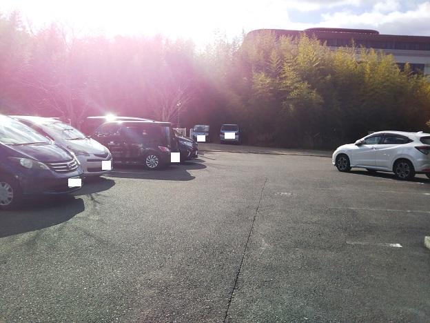 海侍 駐車場