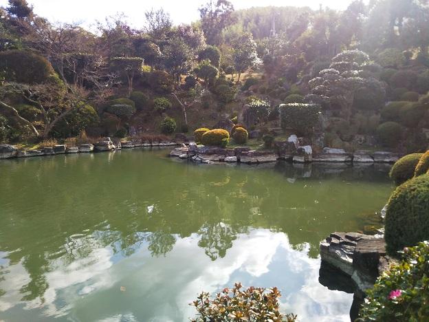 郷照寺 庭園