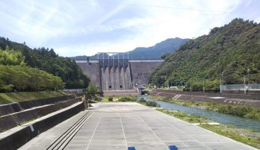 早明浦ダム 高知県にある四国の水瓶