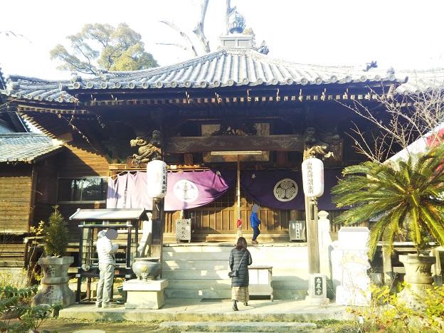 志度寺 大師堂