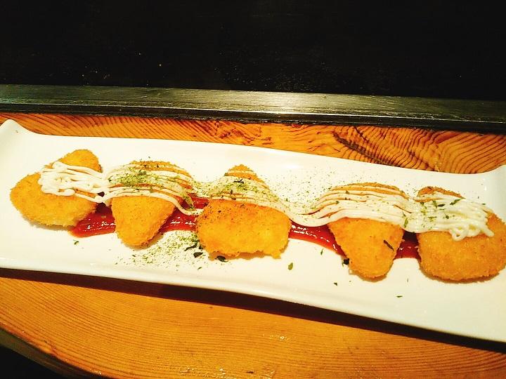 田中屋 チーズフライ
