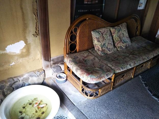 蔵カフェこうらく 玄関