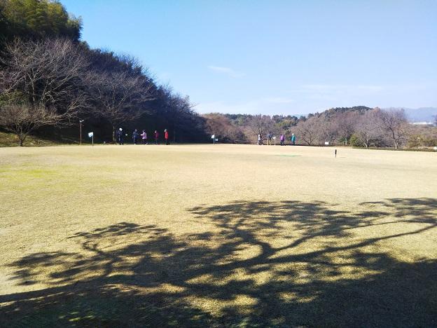 西条市小松中央公園 グラウンドゴルフ