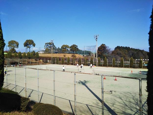 小松中央公園 テニスコート
