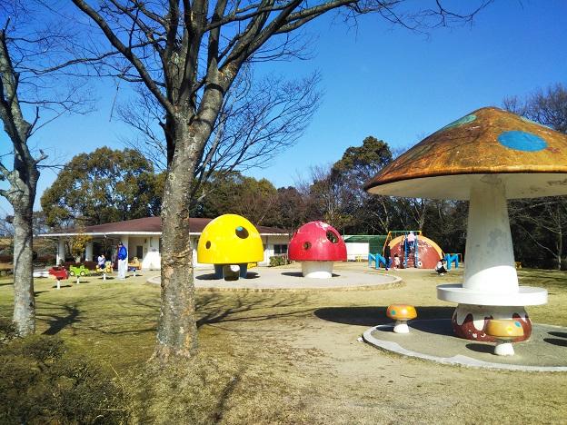 小松中央公園 チビッコ広場