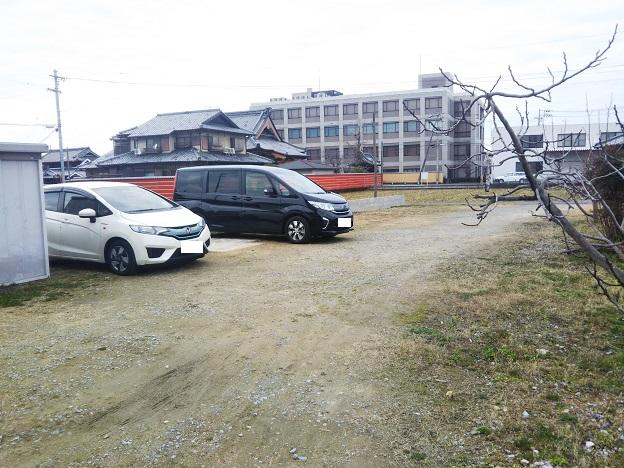 BBR 駐車場2
