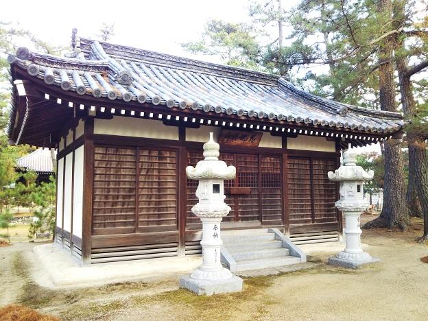 国分寺 千体地蔵堂