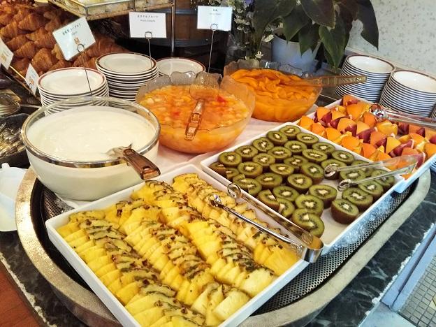 フォレストヴィラ 朝食1