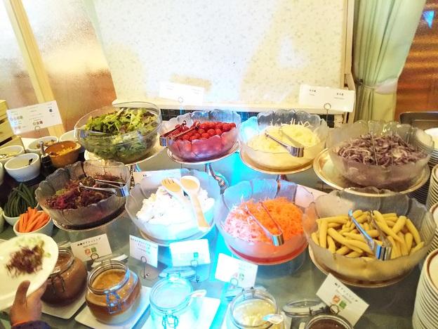 フォレストヴィラ朝食8