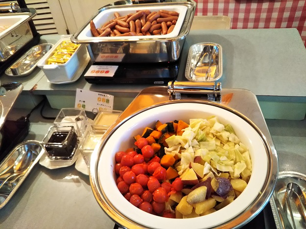 フォレストヴィラ朝食12