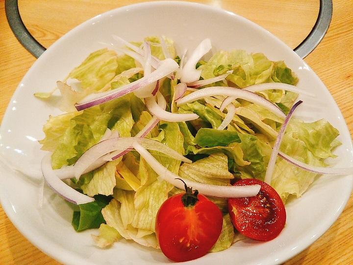 囲味庵 サラダ