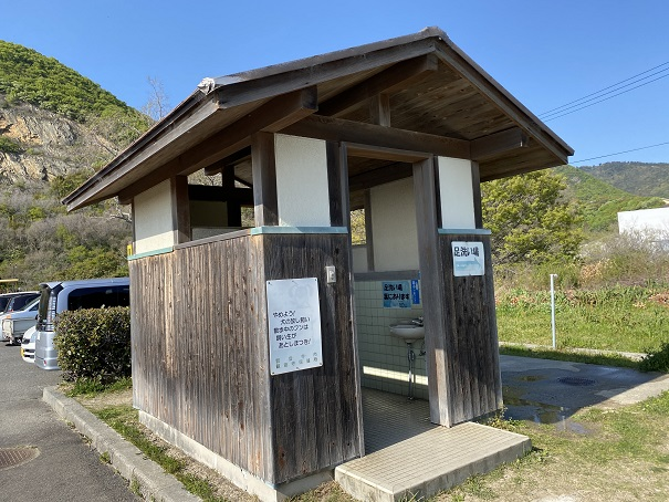 有明ふれあい海岸トイレ