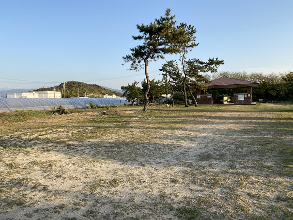 有明ファミリーキャンプ場