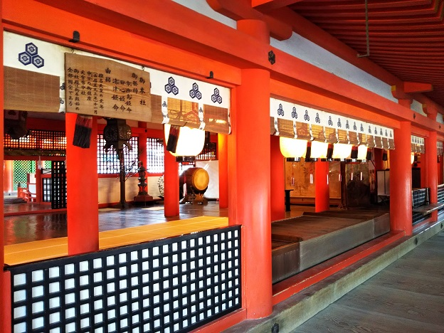 厳島神社 社殿2