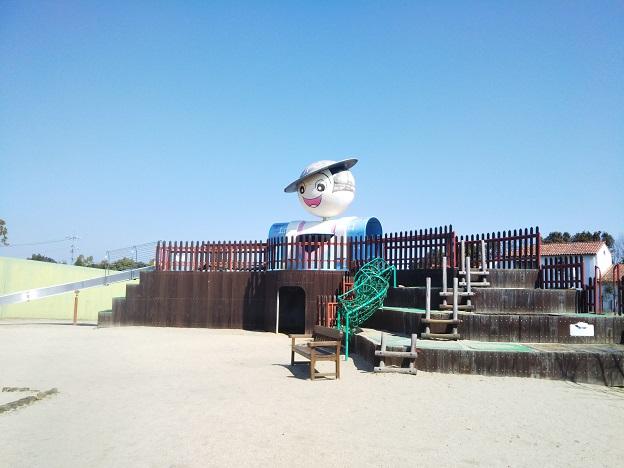 岡山市サウスビレッジ 子供の遊び場3