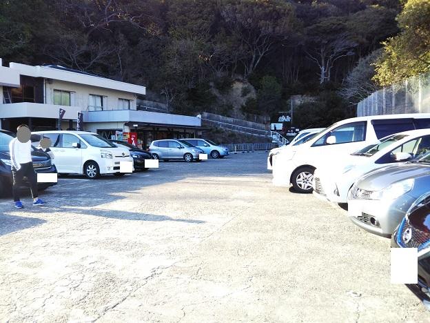 淡路島モンキーセンター 駐車場