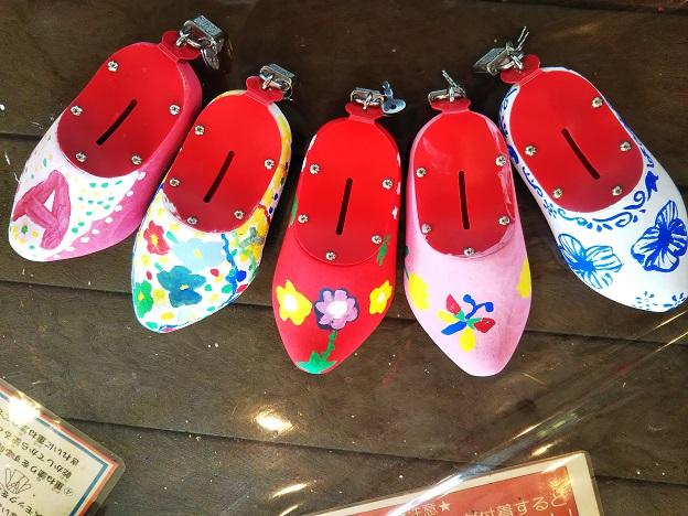 ハウステンボス 木靴絵付け体験