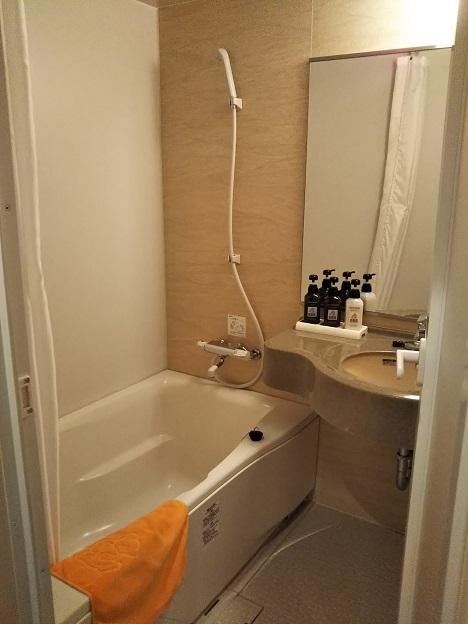 ファミリーロッジ旅籠屋 宮島SA店 お風呂