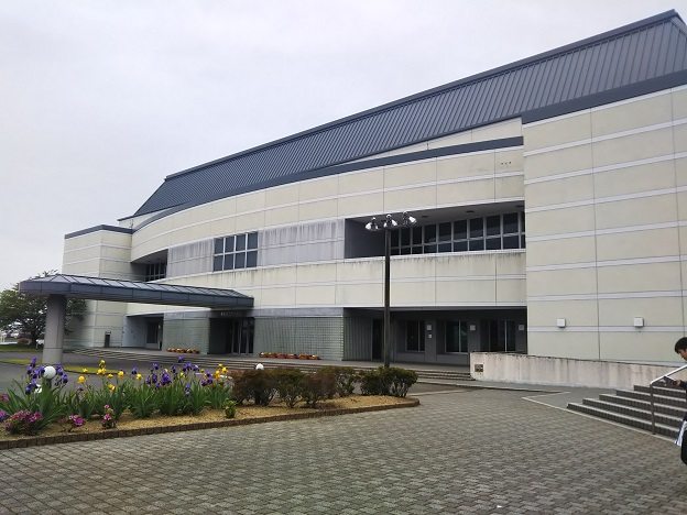 善通寺市民体育館 外観