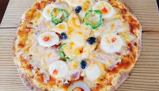 石窯工房みどり 本格石窯でピザ作り体験 伊予市