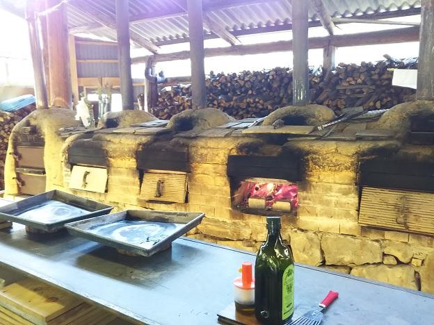 石窯工房みどり 石窯