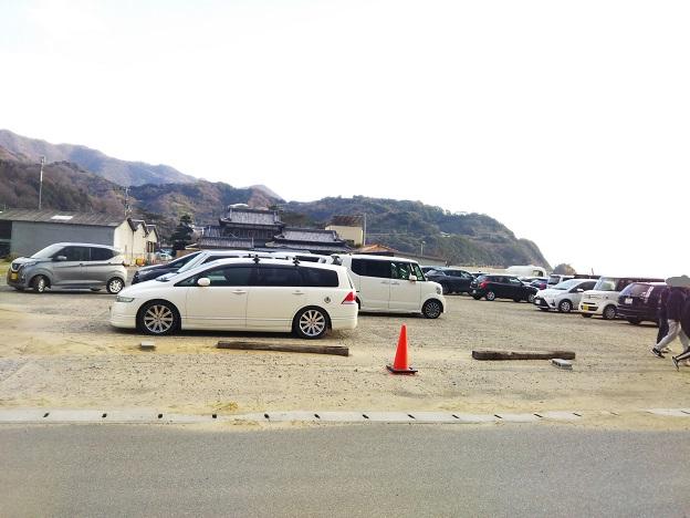 父母ヶ浜 駐車場2