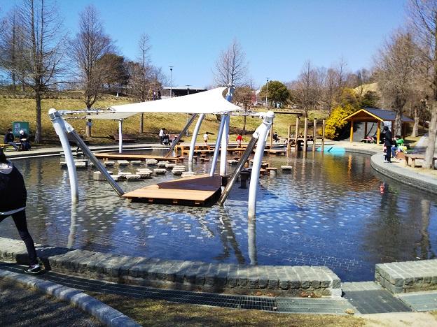 淡路島公園 水の遊び場