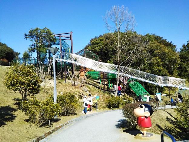 淡路島公園 木の遊び場3