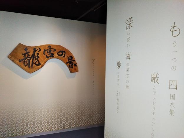 四国水族館 龍宮の景