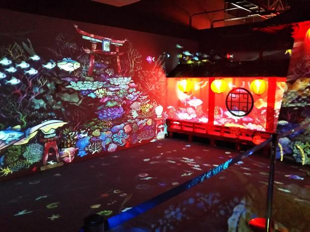 四国水族館 龍宮の景4