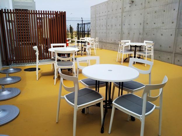 四国水族館 オリーブカフェスペース