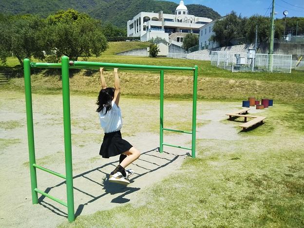 小豆島オリーブ公園 遊具広場3