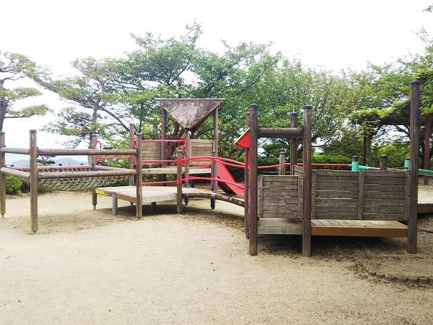 種松山公園西園地 ちびっこ広場1