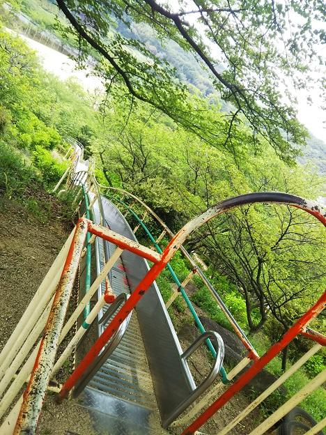 種松山公園西園地 ジャンボローラーすべり台