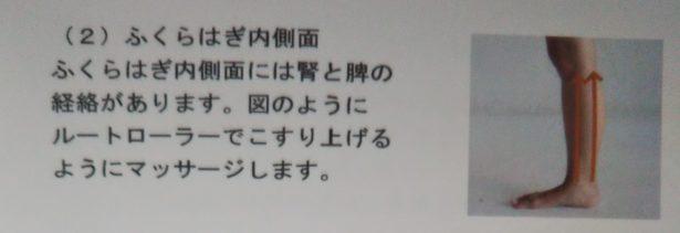 ルートルーラー 経絡マッサージ 2