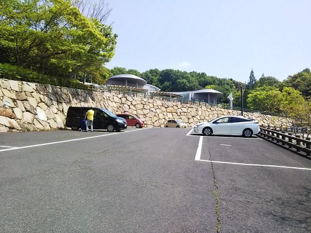 石の民俗資料館 駐車場