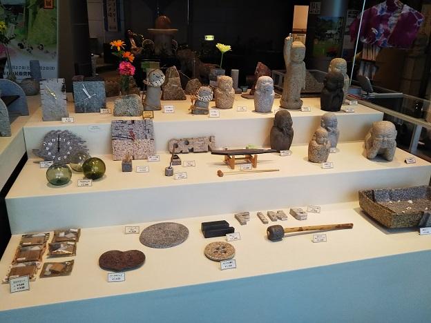 石の民俗資料館 販売1