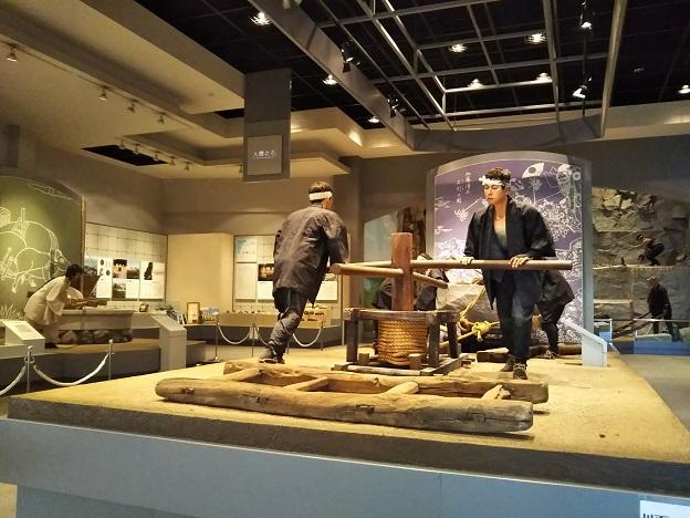石の民俗資料館 展示2