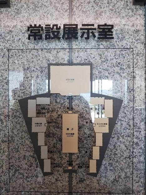石の民俗資料館 常設展示室案内