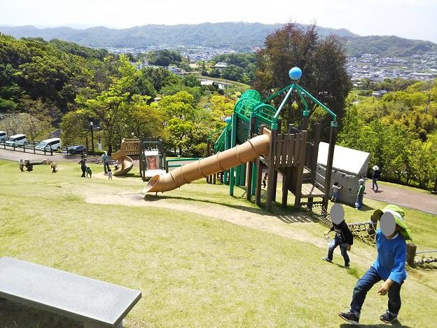 石匠の里公園 遊具