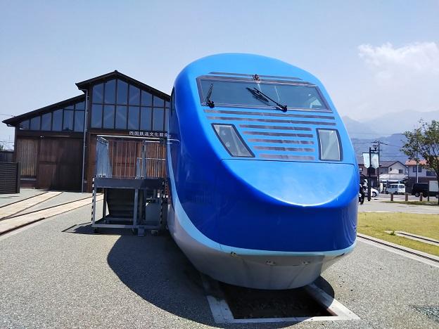 軌間可変電車 フリーゲージトレイン 第2次試験車 GCT01-201