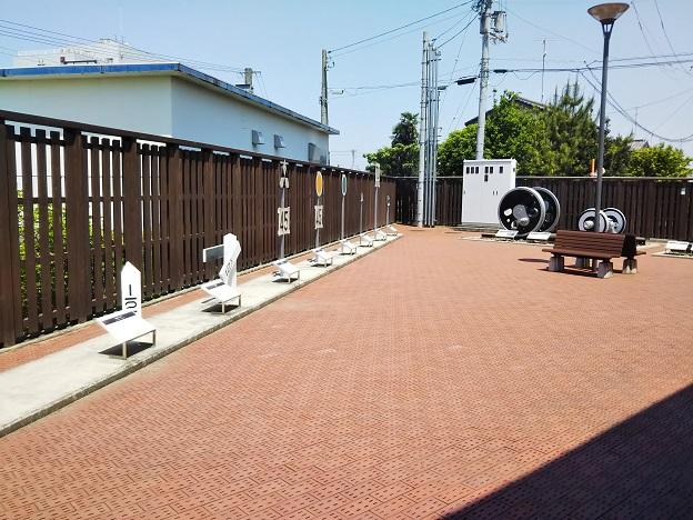 四国鉄道文化館南館 外の展示2