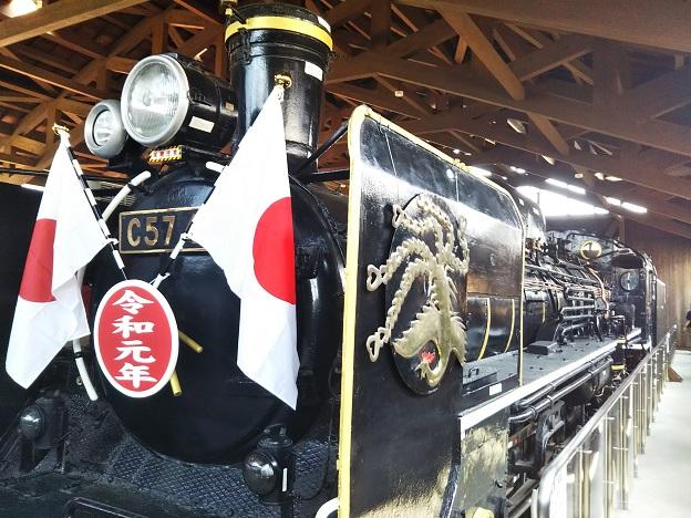 四国鉄道文化館 蒸気機関車