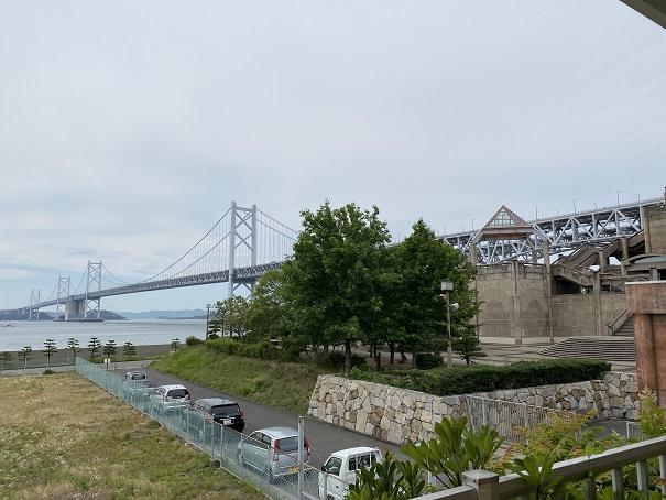瀬戸大橋や瀬戸内海の風景