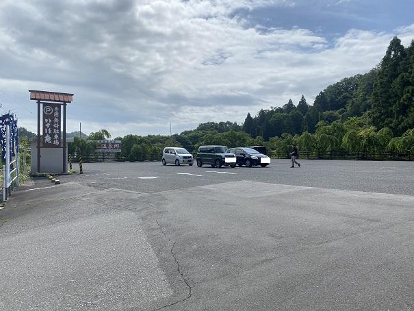 八十八庵 駐車場