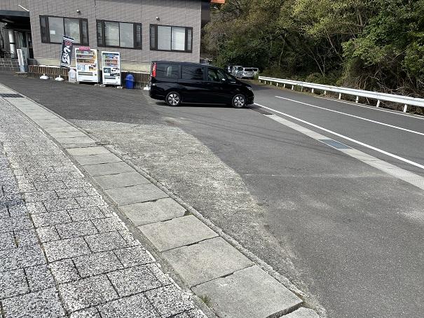 10PUNBANANA駐車場