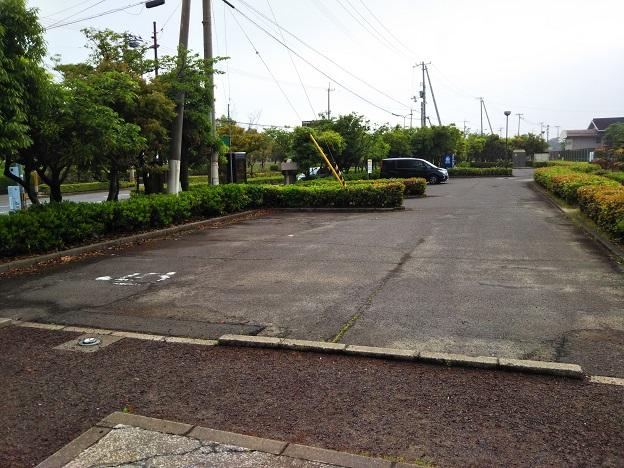 堀江公園駐車場