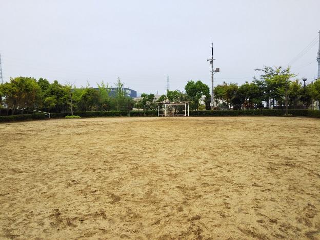 堀江公園サッカー場