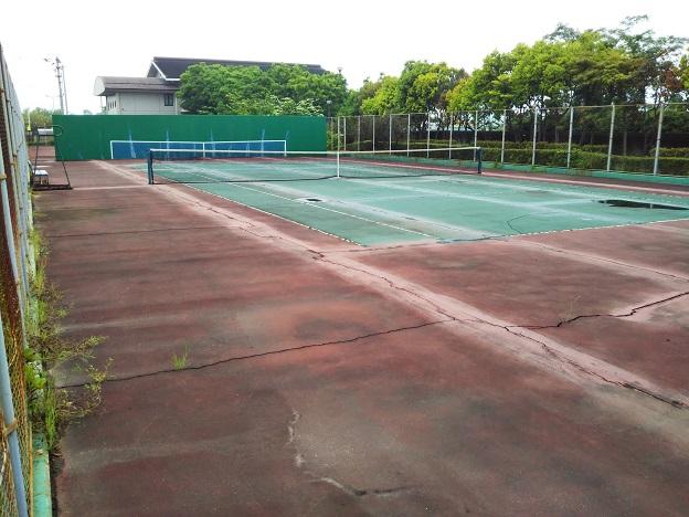 堀江公園テニスコート