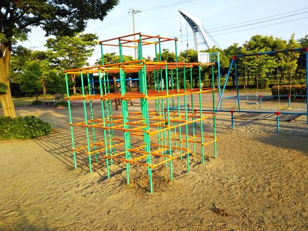 堀江公園ジャングルジム